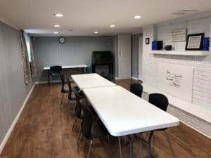 edgewater meeting room